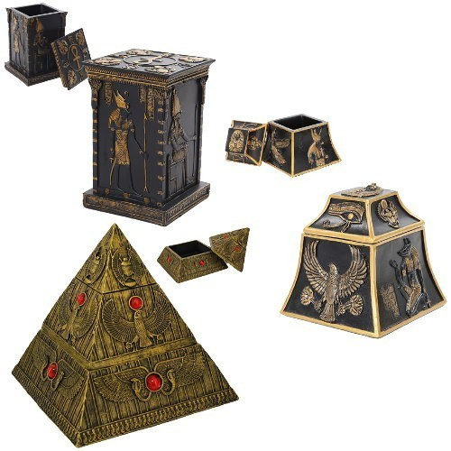 Egyptian Enchanted Box Of Secrets
