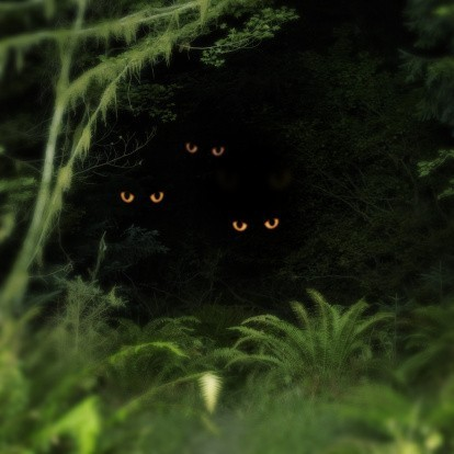 Custom Conjuration of Forest Gremlin - Watchers in the Forest