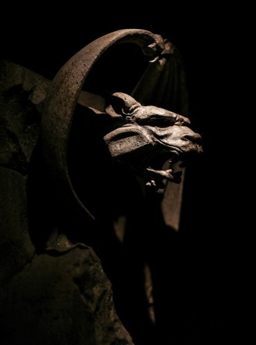 Gargoyle Spirit Named Neffen - Protector, Guardian, Guide Through Life