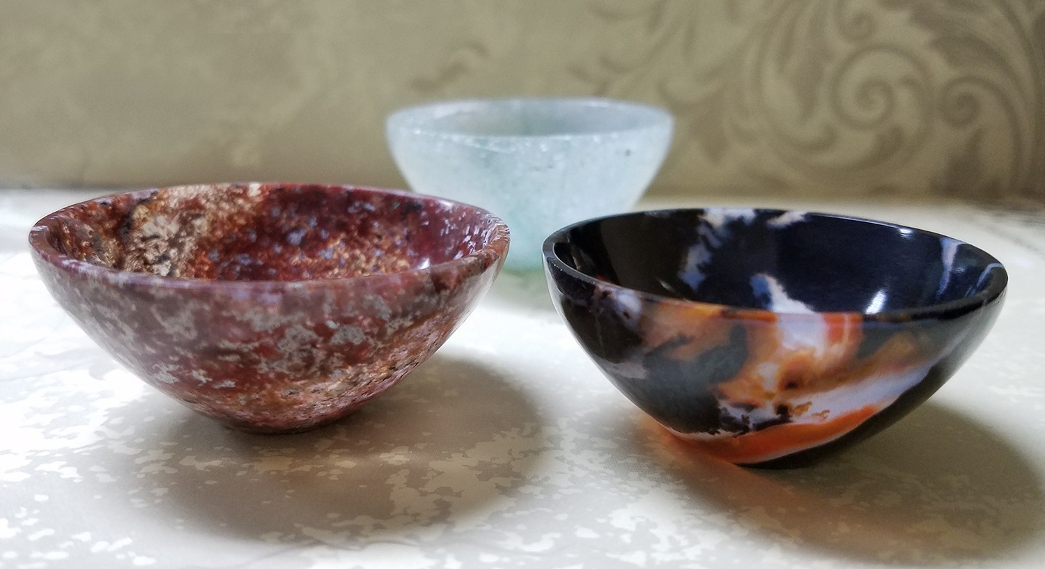 Gem Spryte Hand-Made Charging Bowl - Customized For You