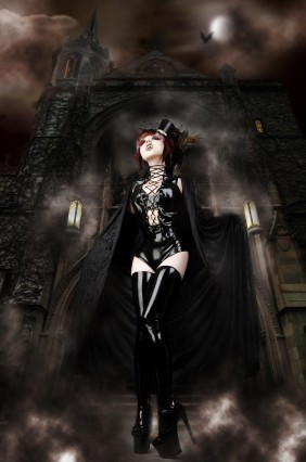 Custom Conjuration Vampire Spirit from Xo Clan - They Would Do Anything For Money