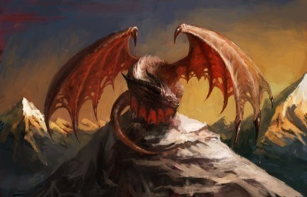 Spell Of Red Dragon to Attract Wealth, Treasure, Positive Energy, And Charisma