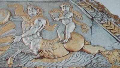 Spell Of Ichthyocentaur for Sexual Power, Confidence, Passion, Desire