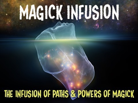 Semi-Infusion Of Magickal, Supernatural, & Paranormal Energy :: Non-Spirit Related Infusions