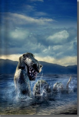 LOCH NESS JOURNAL :: CREEPY HOLLOW EXCLUSIVE