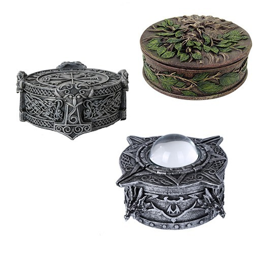 Life's Troubles - Binding Box That Clears Stressful Energy, Helps Find Solutions & Provides New Life
