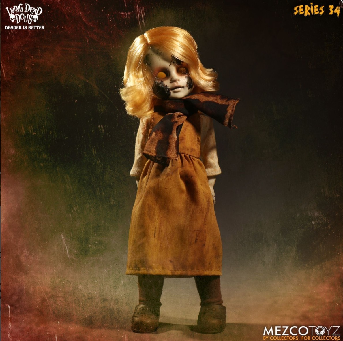 Living Dead Doll - Series 34 - Don't Turn Out the Lights - Canary