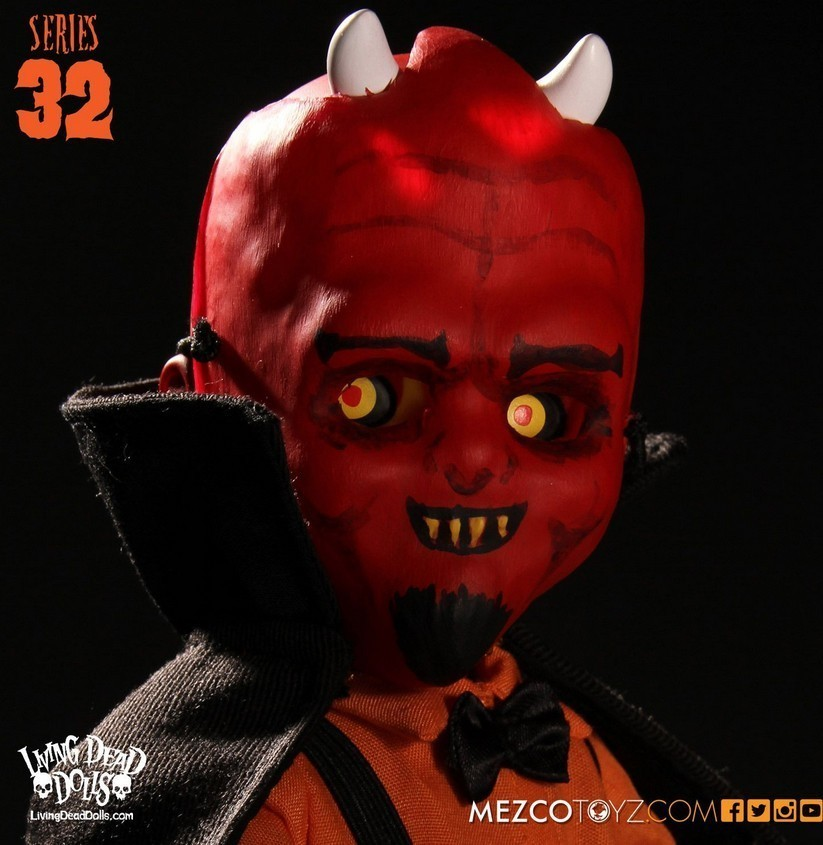 Living Dead Doll :: Halloween Series 32 Nicholas :: Your Choice Of Binding