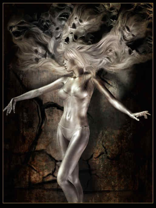 Living Entity Binding :: Custom Conjuration :: The Hallinan :: Angelic Beings Of Grace & Ethereal Power