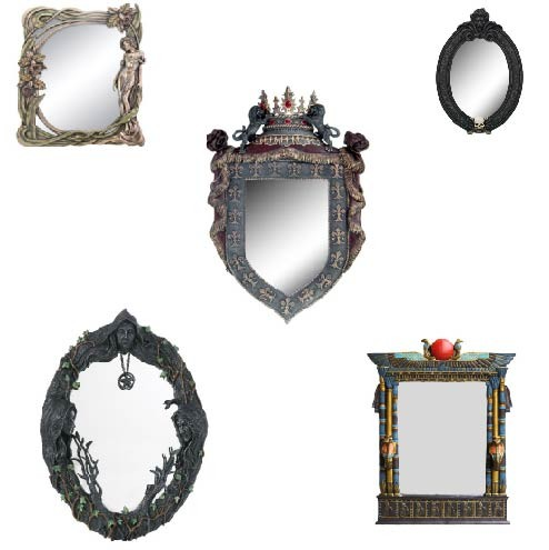Magic Mirror - To Divine, Trap, Disperse, Dream, and Reveal