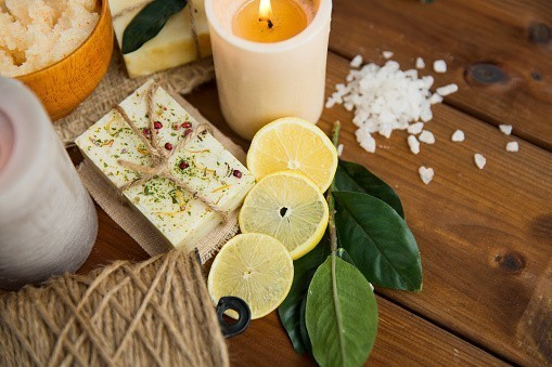 Bewitched Body Bath Salts - Power Of Blockage Removal