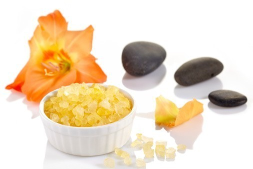 Bewitched Body Bath Salts - Power Of Chakra Energy