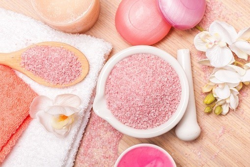 Bewitched Body Bath Salts - Power Of Good Luck
