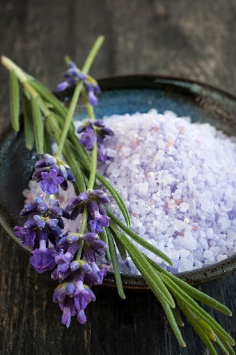 Bewitched Body Bath Salts - Power Of Psychic Energy