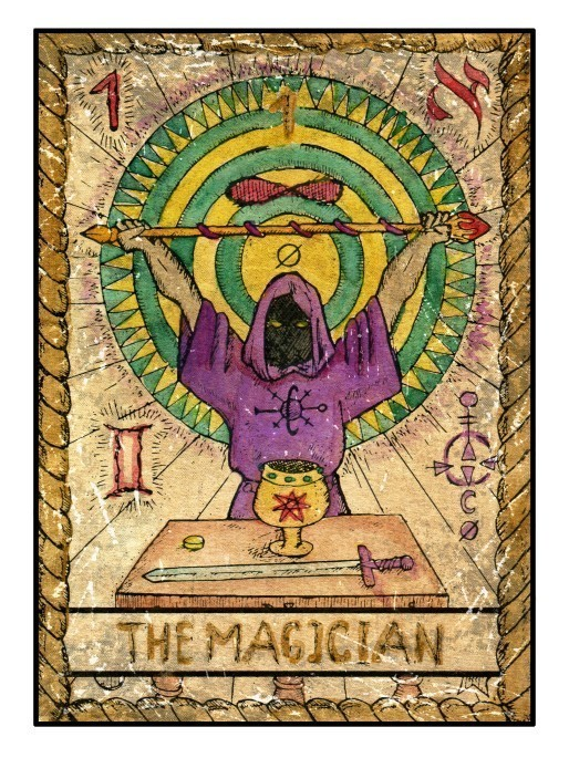 The Ritual Of Magick Vision :: Where Is Your Magick Energy Right Now?