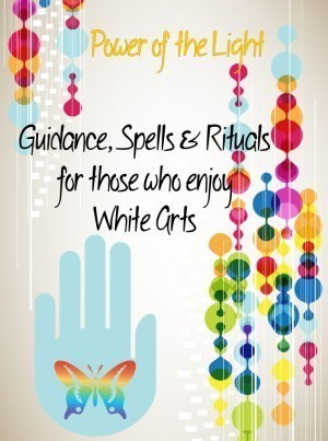 Limited Edition Book - Book By Magnolia On Great White Arts Guidance, Spells, & Rituals - Download Copy Only