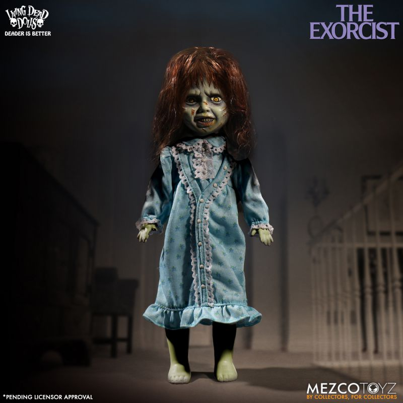 Exorcist Doll - The Spooky Horror Comes Home With You