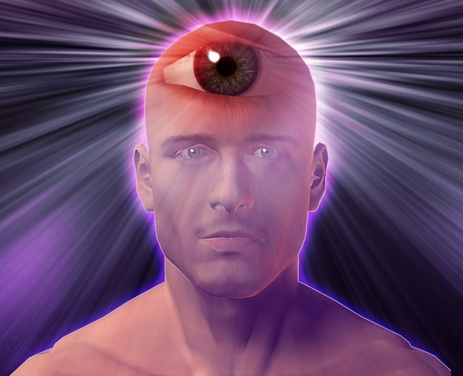 Monthly Third Eye Service - Work with Your Third Eye Energy