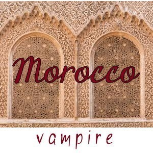 Ancient Worlds Collection© - Custom Conjuration for Psy Vampire from Morocco - Crebet Clan