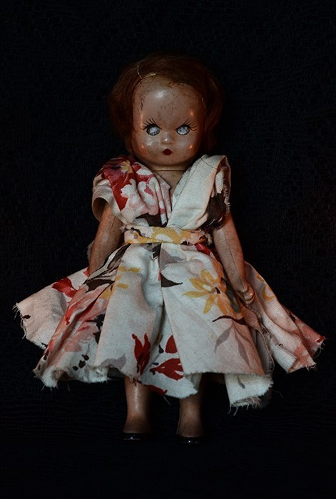 the most haunted doll in the world rh shop creepyhollows com