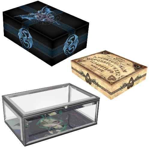 Mystic Layer Charging Box - Add A Layer Of Power To Any Spirited Or Spelled Vessel