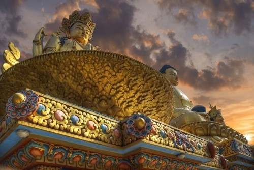 Ancient Worlds Collection© Nepal Blend of Spells for United Meditative State