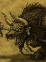 Custom Conjure Minotaur :: Guide & Counselor Of Life :: Problem-Solver
