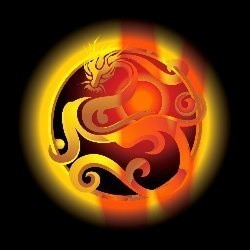 Custom Conjure Ecru Dragon© :: Hybrid :: Chatty, Outgoing, Social, Control Energy & Magick