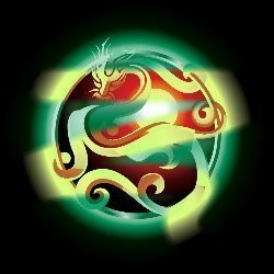 Custom Conjure Celadone Dragon© :: Hybrid :: Wise, Passion For Knowledge, Guardians Of Treasure