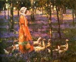 The Goose Girl Spell - Brothers Grimm Tribute