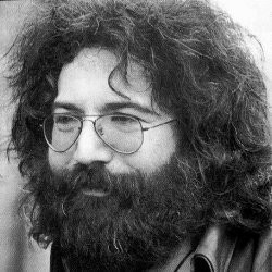 Jerry Garcia Channeling Stones
