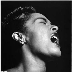 Billie Holiday Channeling Stones