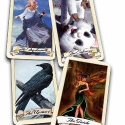 Pick A Card, Any Card Spell for Who Will You Be Today?
