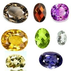 Set Of Powerful Gemstones - Each With Its Own Power