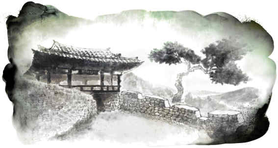 Ancient Worlds Collection© :: Chinese :: P'An Ku