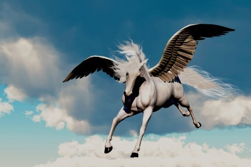 Pegasus :: The Immortal Creature Of Beauty, Magic & More :: Alora (C5, Tier 2)
