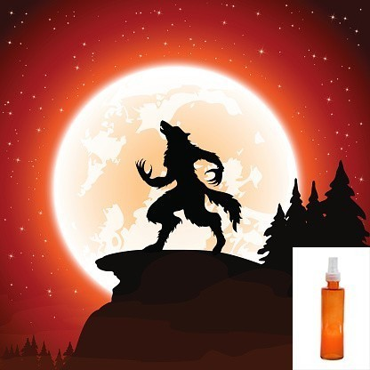 Moonglow - Exclusive Creepy Hollows Werewolf-Inspired Perfume - Dram