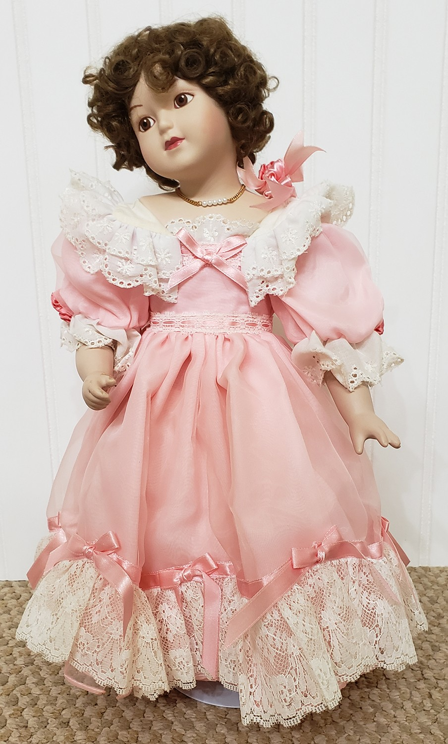 Haunted Doll Ceina from Polly Cedar Estate
