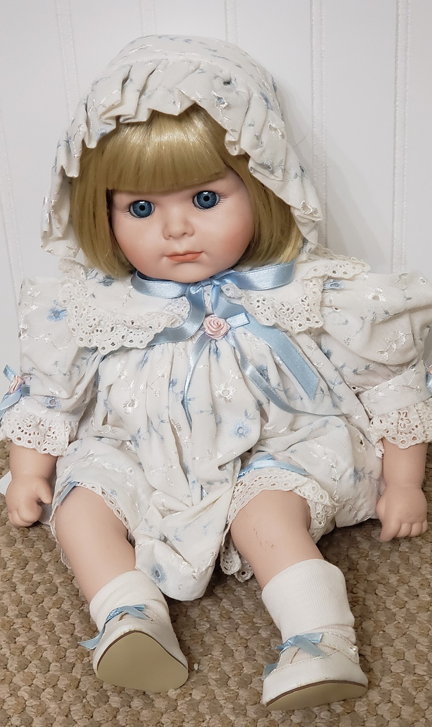 Haunted Doll Lara from Polly Cedar Estate