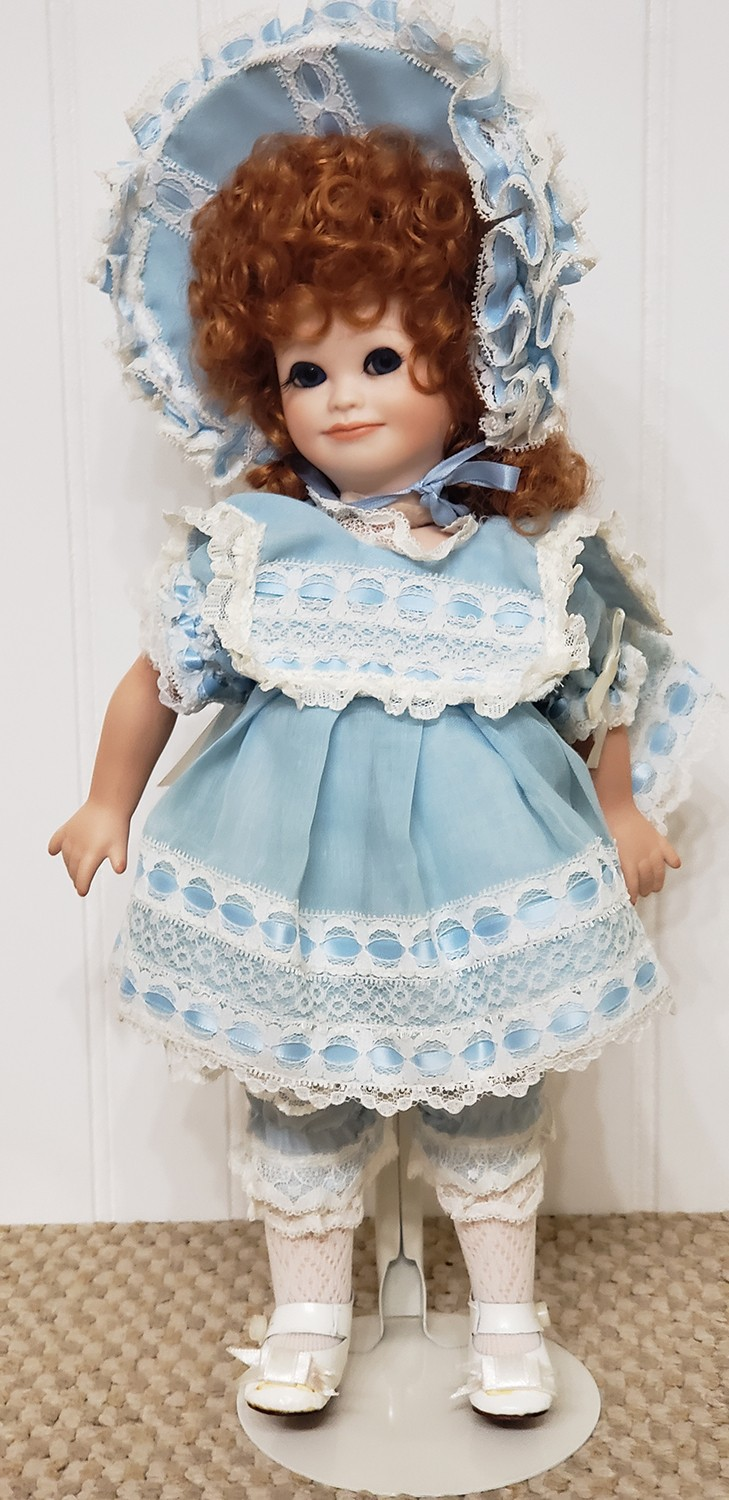 Haunted Doll Hattie from Polly Cedar Estate