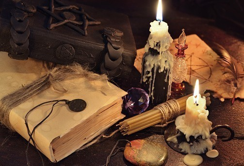 Ritual Of Ezil Spell for An Infusion Of Destiny Magick