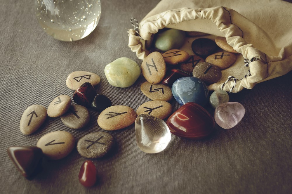 Runes For Foretelling The Future & Divination Practices