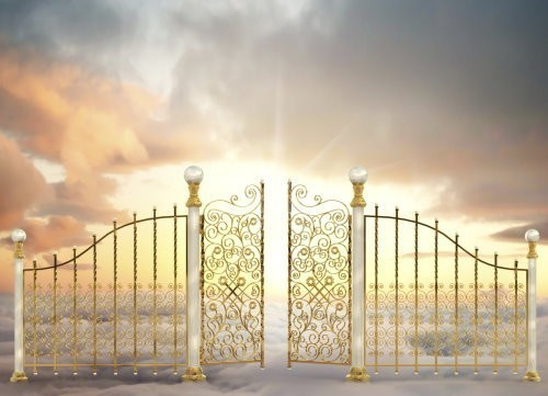 Spirit Keeping :: Gates For Spirits :: Keeping The Peace