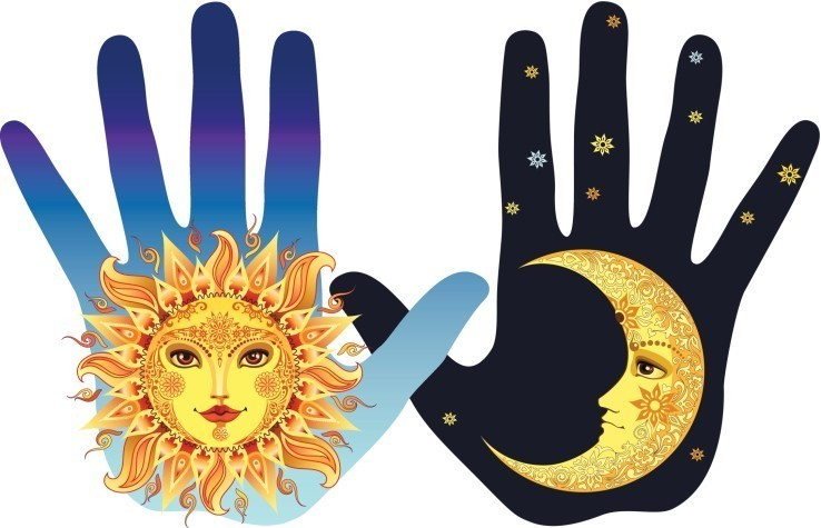 Solar & Lunar Powers :: The Absorption Of The Powers Of The Moon & Sun For Amplified Power