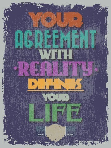 Your Definition Of Reality Spell to Define Your Life