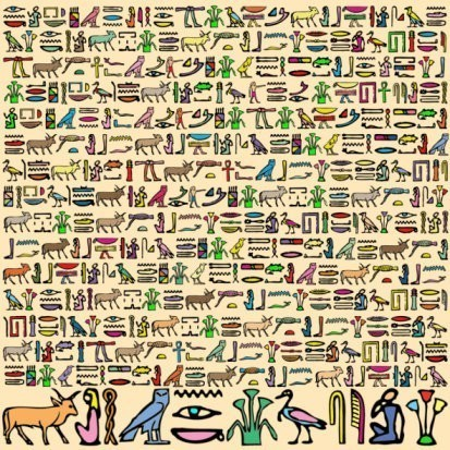 Egypt Decoded Spell for Channel Into The Ancient Understandings, Methodologies, & Power