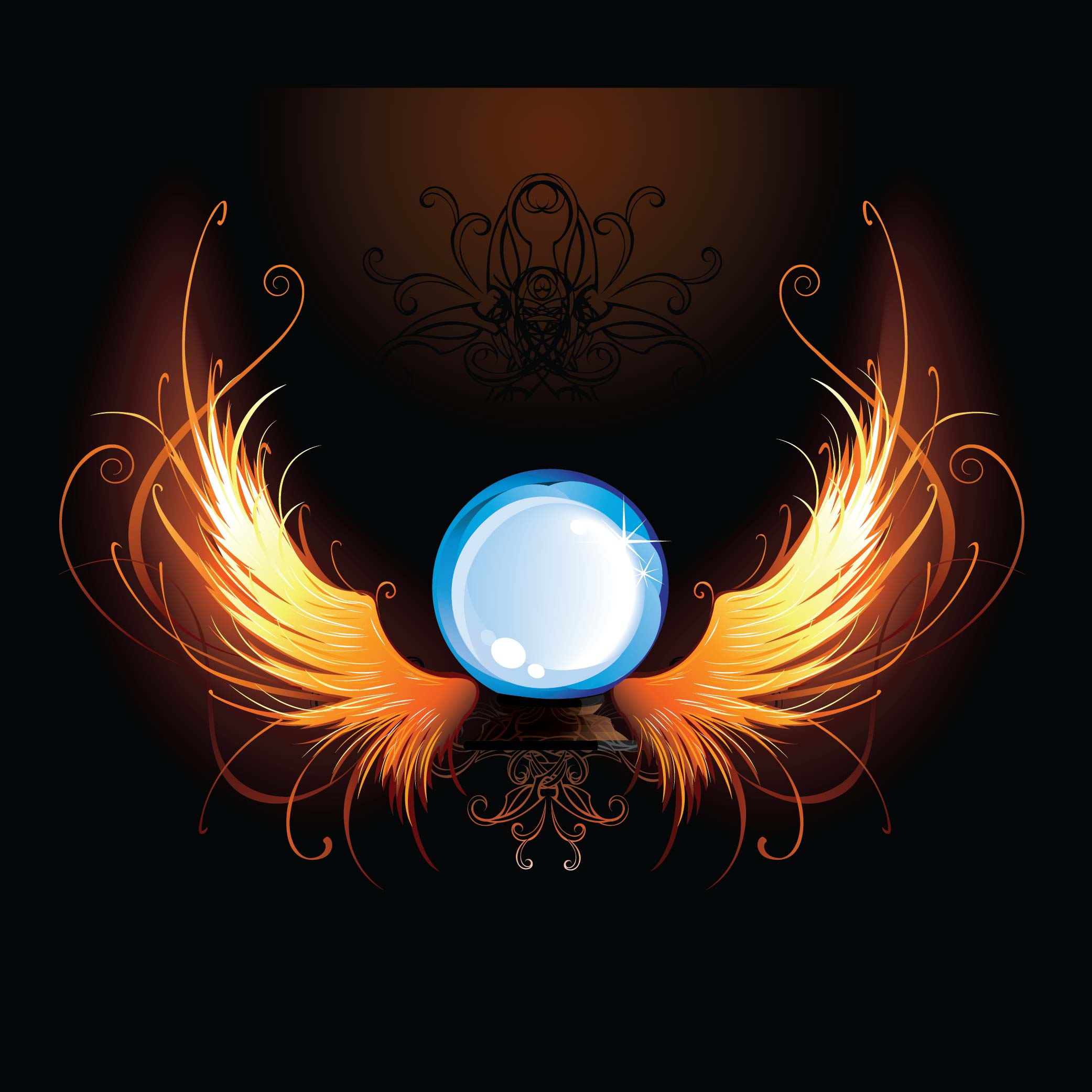 Feather Flame Spell for Power Of Over 200 Psychic Power Spells