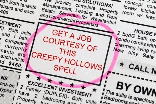 Get A Job Spell to Find The Employment You Need