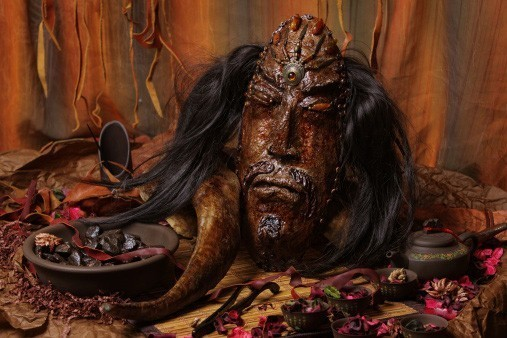 Magic Of The Witch Doctor Spell