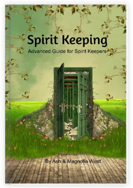 Spirit Keeping Book For Advanced Keepers :: Downloadable Copy Only